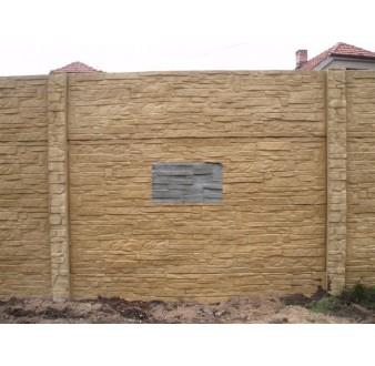 Betonový plot kalkulace